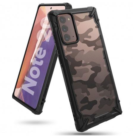 15915 - Ringke Fusion X хибриден кейс за Samsung Galaxy Note 20