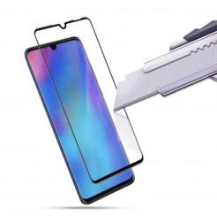 16015 - 3D стъклен протектор за целия дисплей Huawei P30 Lite
