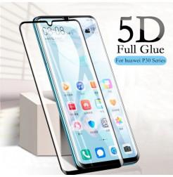 16020 - 5D стъклен протектор за Huawei P30 Lite