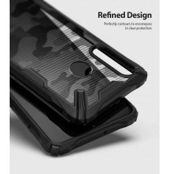 16043 - Ringke Fusion X хибриден кейс за Huawei P30 Lite