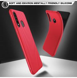 16083 - MadPhone релефен TPU калъф за Huawei P30 Lite