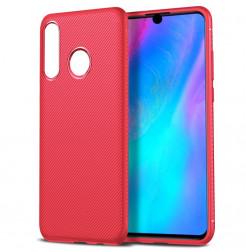 16084 - MadPhone релефен TPU калъф за Huawei P30 Lite