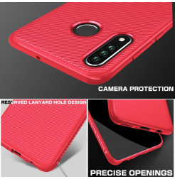 16085 - MadPhone релефен TPU калъф за Huawei P30 Lite