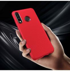 16086 - MadPhone релефен TPU калъф за Huawei P30 Lite