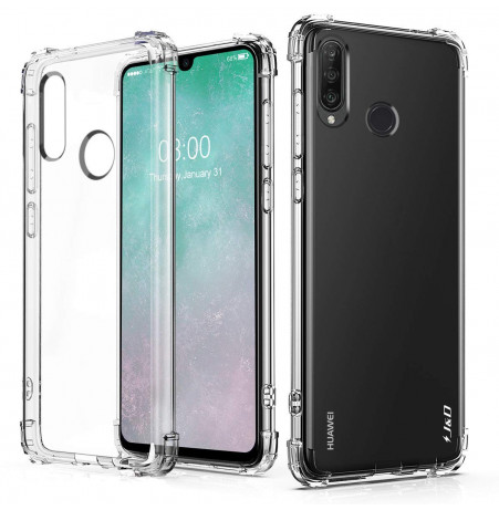 16110 - MadPhone удароустойчив силиконов калъф за Huawei P30 Lite
