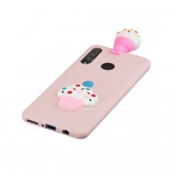 16132 - MadPhone 3D Animal силиконов кейс за Huawei P30 Lite