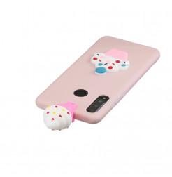 16134 - MadPhone 3D Animal силиконов кейс за Huawei P30 Lite