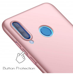 16208 - Mofi Shield пластмасов кейс за Huawei P30 Lite