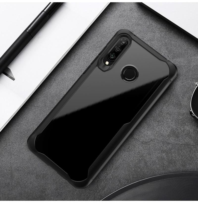 16310 - iPaky Drop Proof хибриден калъф за Huawei P30 Lite