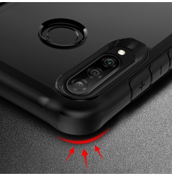 16313 - iPaky Drop Proof хибриден калъф за Huawei P30 Lite