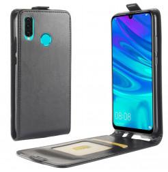 16319 - MadPhone Flip кожен калъф за Huawei P30 Lite