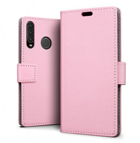 16344 - MadPhone кожен калъф за Huawei P30 Lite