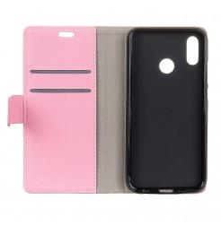 16345 - MadPhone кожен калъф за Huawei P30 Lite