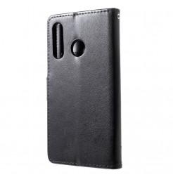 16353 - MadPhone кожен калъф с картинки за Huawei P30 Lite