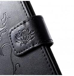16356 - MadPhone кожен калъф с картинки за Huawei P30 Lite