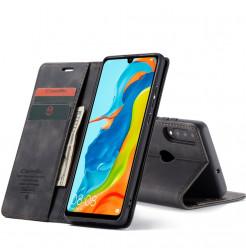 16380 - CaseMe премиум кожен калъф за Huawei P30 Lite