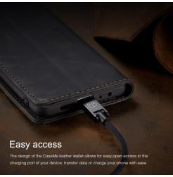 16384 - CaseMe премиум кожен калъф за Huawei P30 Lite