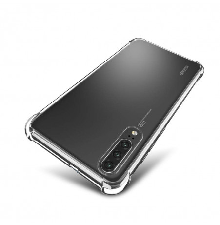 16466 - MadPhone удароустойчив силиконов калъф за Huawei P30