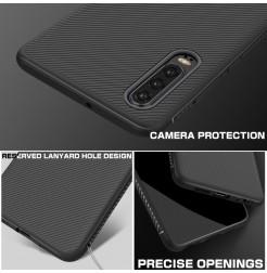 16474 - MadPhone релефен TPU калъф за Huawei P30