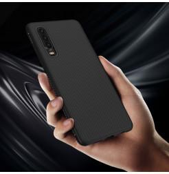 16475 - MadPhone релефен TPU калъф за Huawei P30