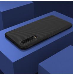 16477 - MadPhone релефен TPU калъф за Huawei P30