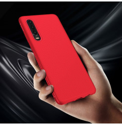 16485 - MadPhone релефен TPU калъф за Huawei P30