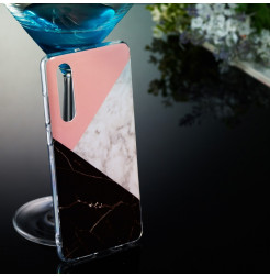 16506 - MadPhone Art силиконов кейс с картинки за Huawei P30