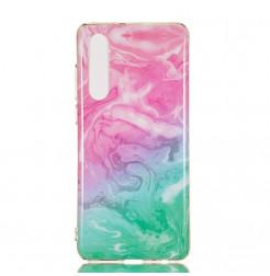 16512 - MadPhone Art силиконов кейс с картинки за Huawei P30