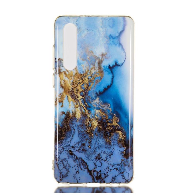 16520 - MadPhone Art силиконов кейс с картинки за Huawei P30