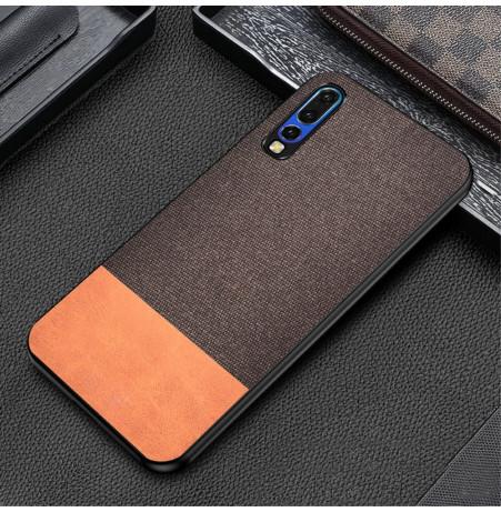 16529 - MadPhone Split кейс от плат и кожа за Huawei P30