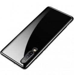 16545 - USAMS Plated силиконов кейс калъф за Huawei P30