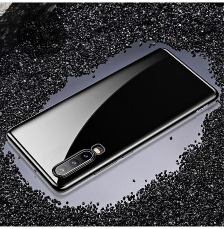 16546 - USAMS Plated силиконов кейс калъф за Huawei P30