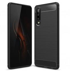 16588 - MadPhone Carbon силиконов кейс за Huawei P30