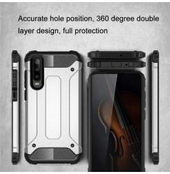 16632 - MadPhone Armor хибриден калъф за Huawei P30