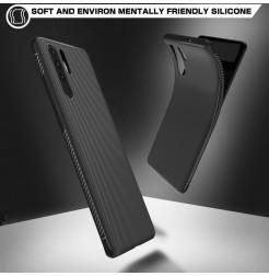 16858 - MadPhone релефен TPU калъф за Huawei P30 Pro
