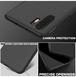16859 - MadPhone релефен TPU калъф за Huawei P30 Pro