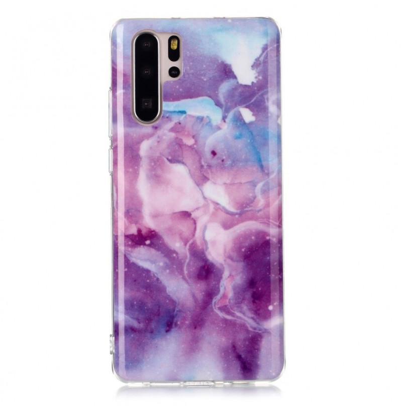 16954 - MadPhone Art силиконов кейс с картинки за Huawei P30 Pro