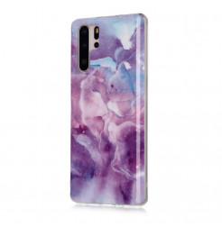 16955 - MadPhone Art силиконов кейс с картинки за Huawei P30 Pro