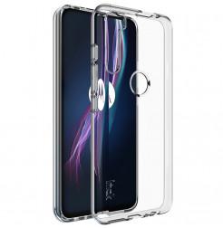 16994 - IMAK UX5 силиконов калъф за Motorola One Fusion+ Plus