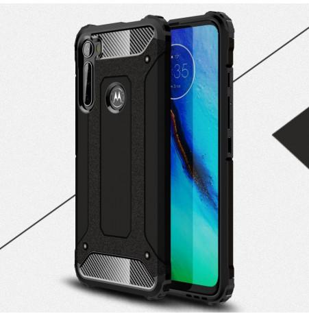17037 - MadPhone Armor хибриден калъф за Motorola One Fusion+ Plus