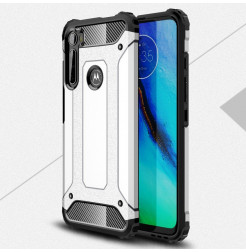 17047 - MadPhone Armor хибриден калъф за Motorola One Fusion+ Plus