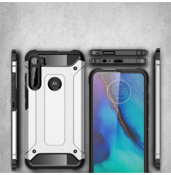 17048 - MadPhone Armor хибриден калъф за Motorola One Fusion+ Plus