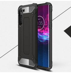 17131 - MadPhone Armor хибриден калъф за Motorola Edge