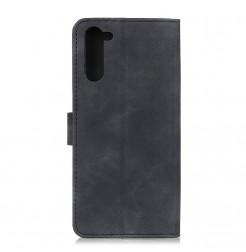 17149 - MadPhone Classic кожен калъф за Motorola Edge