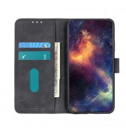 17150 - MadPhone Classic кожен калъф за Motorola Edge