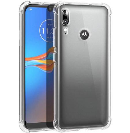 17184 - MadPhone удароустойчив силиконов калъф за Motorola Moto E6s / E6 Plus