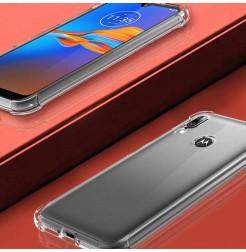 17185 - MadPhone удароустойчив силиконов калъф за Motorola Moto E6s / E6 Plus