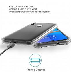 17187 - MadPhone удароустойчив силиконов калъф за Motorola Moto E6s / E6 Plus
