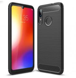 17196 - MadPhone Carbon силиконов кейс за Motorola Moto E6s / E6 Plus