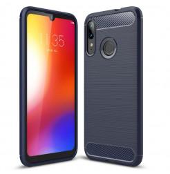 17212 - MadPhone Carbon силиконов кейс за Motorola Moto E6s / E6 Plus